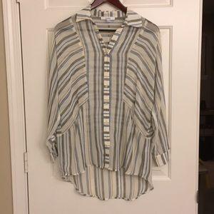 RO & DE blouse ( Anthropologie)